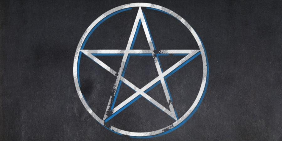 el pentagrama es un simbolo de magia celta