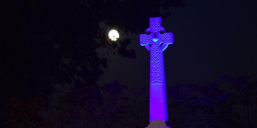 celtas origen  cruz celta y su religión