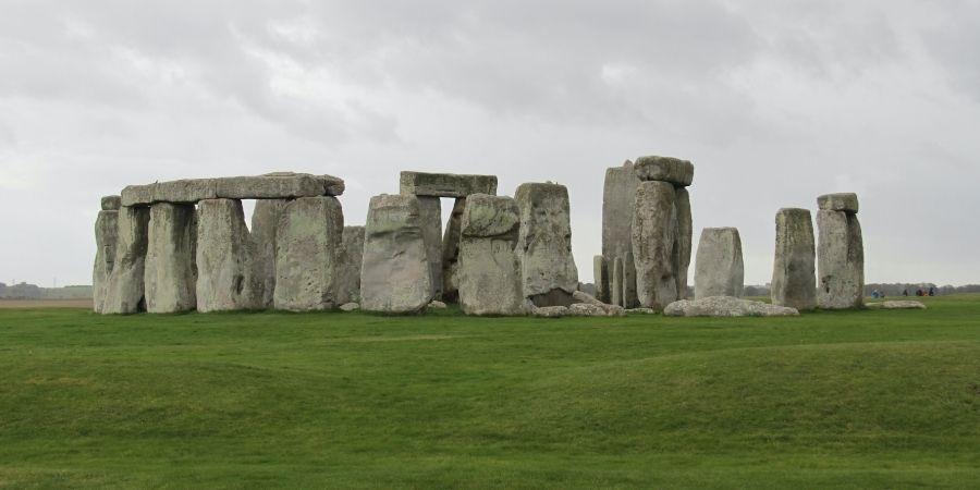 Foto de Stonehenge usado por los Druidas