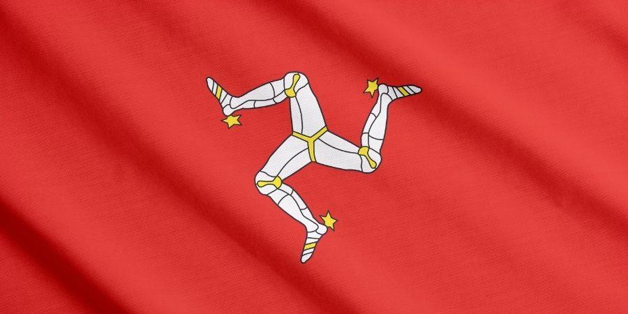 Druidas Celtas: Bandera con imagen del triskelion