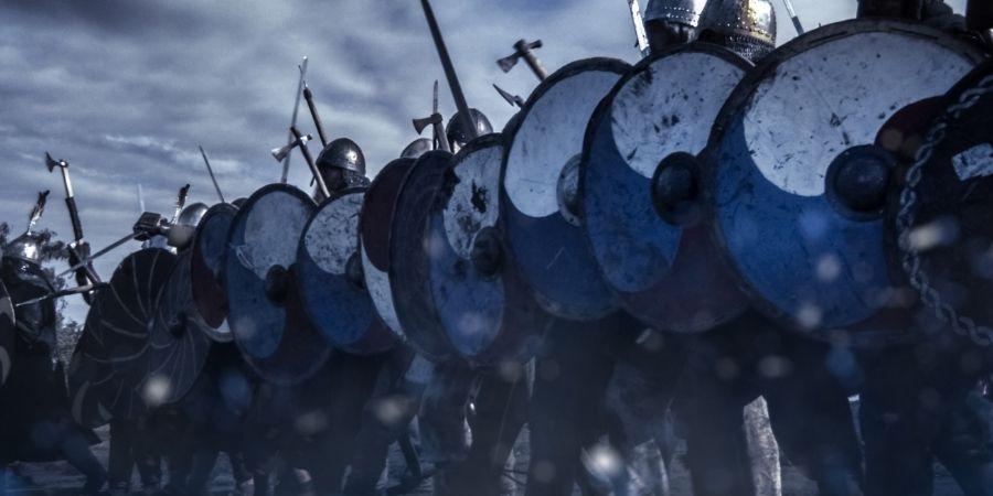 Vikingos parecidos a celtas origen