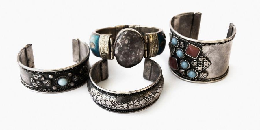 Las joyas celts pueden ser vistas en los museos de irlanda.