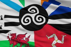 Las tribus que mantienen la cultura celta son los miembros de las naciones celtas.