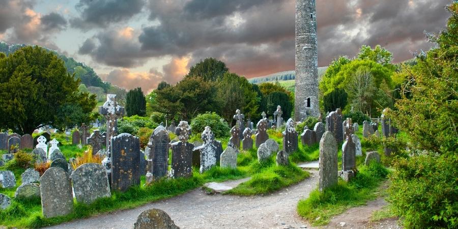 Los celtas cambiaron sus símbolos por la cruz celta por los romanos.