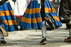 La cultura celta en Asturias.
