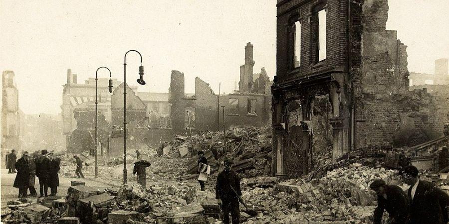 La violencia se intensifica luego del año 1920.