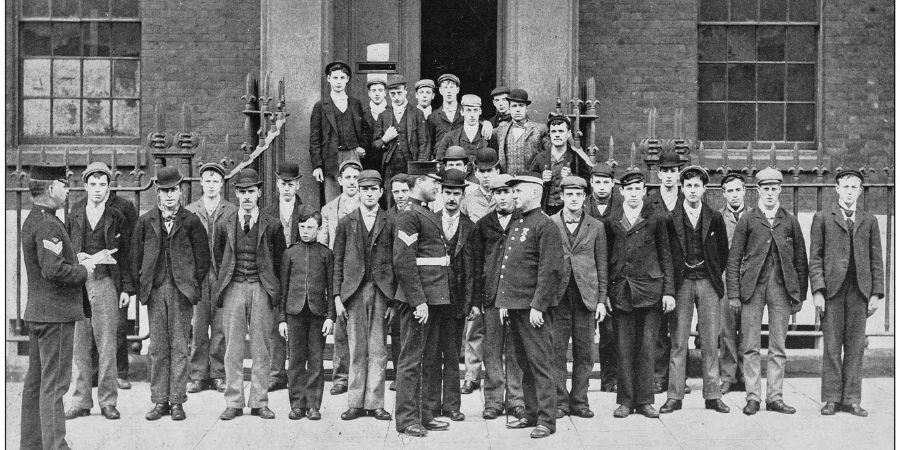 El ejercito provisional irlandes busca la independencia.