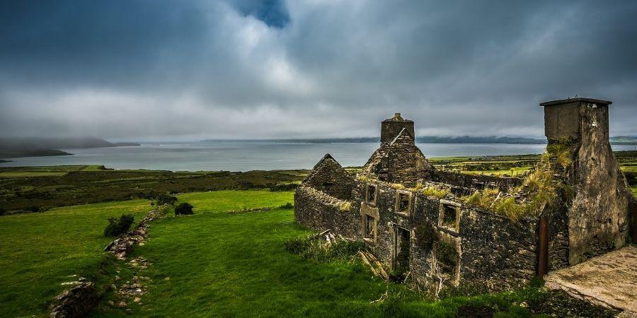 A los celtas les gustaba establecerse cerca de las costas.