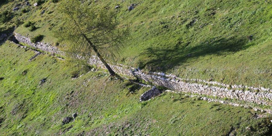 Las celtas construían fortificaciones alrededor de sus asentamientos.