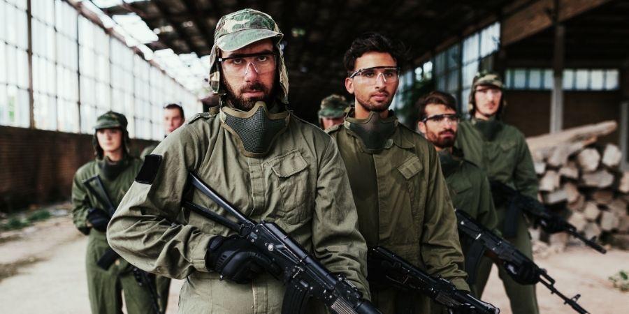 En Irlanda se crearon distintos grupos armados.