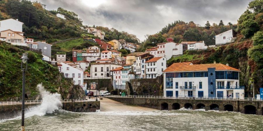 Costas Asturianas donde desembarcaron los celtas.