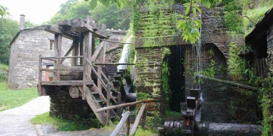 Los castros en taramundi desarrollaron grandes edificaciones.