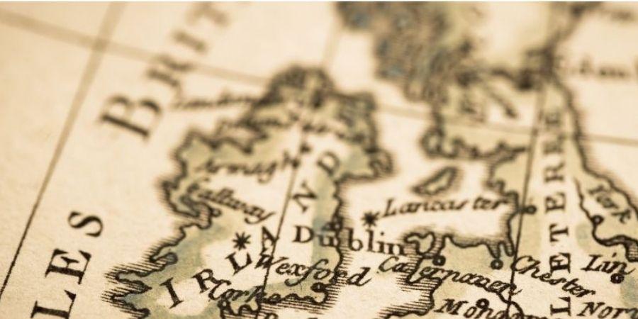 mapa celtas origen