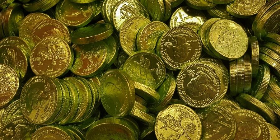 Las monedas eran las mayores riquezas que poseían los celtas.