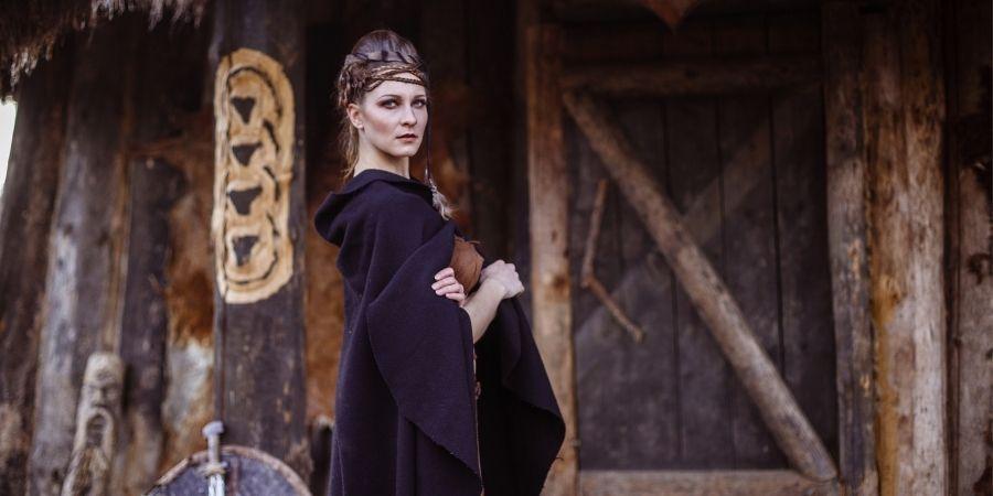 Aspecto físico de las mujeres celtas