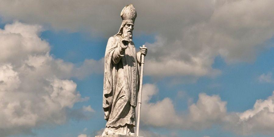 San Patrick Bendiciones celtas