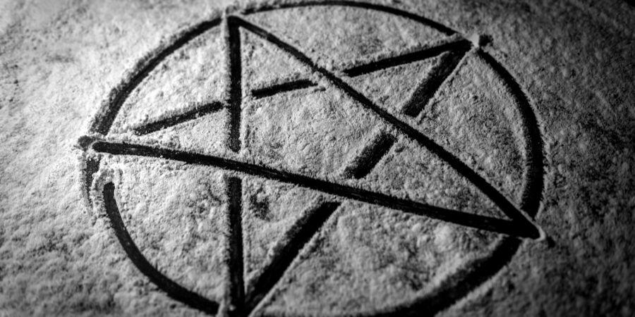 pentagrama simbolo de los numeros celtas
