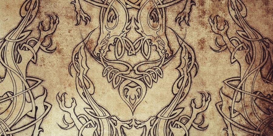 guerreros celtas tatuajes
