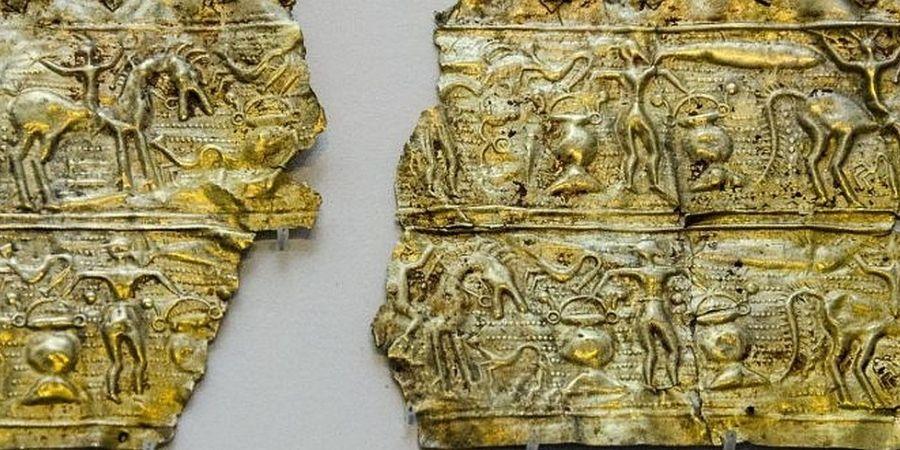 Tesoros encontrados en Asturias referente a la cultura celta.