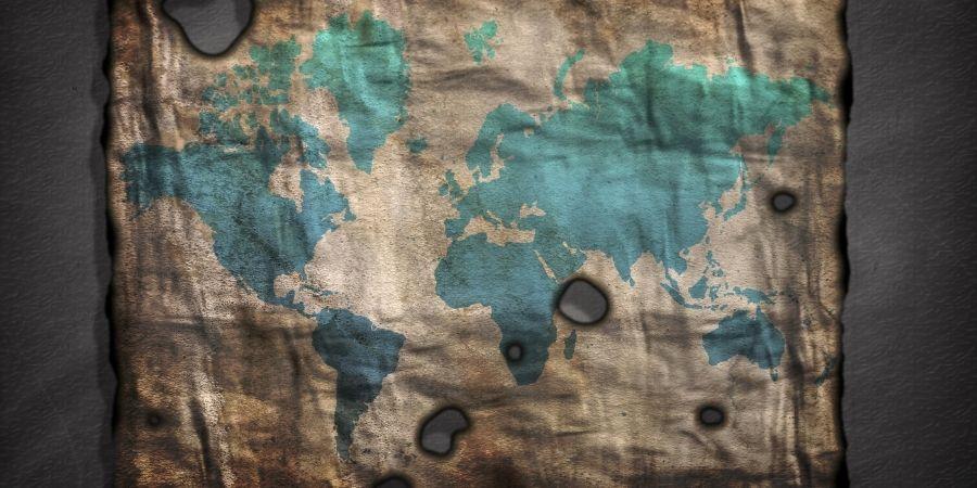 celtas origen mapa del mundo