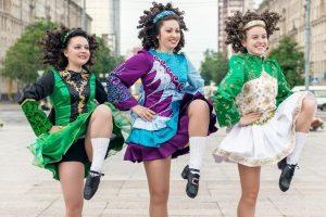 Mejores danzas Irlandesas