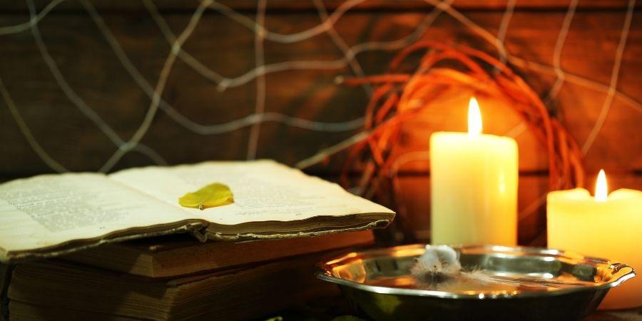 Fiesta del Samhain, es una de las fiestas Celtas aun vivas