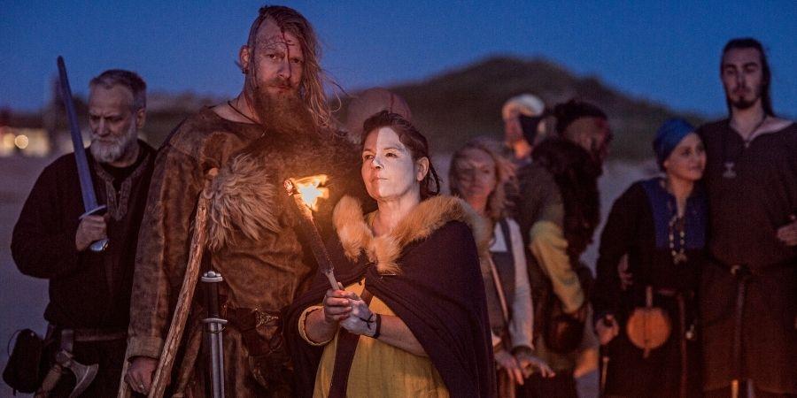 Las diferencias entre Vikingos y Celtas