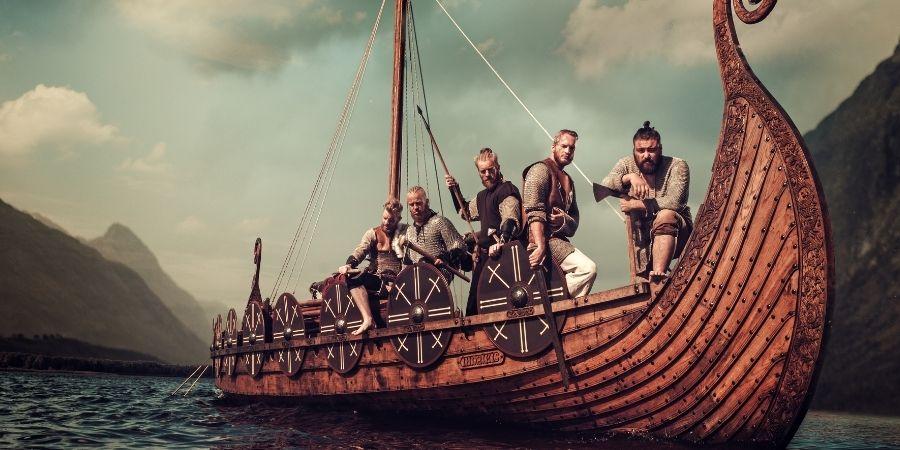 Historia de Celtas y vikingos
