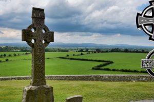 Cruz celta, símbolo religioso y pagano de gran mágica historia celta
