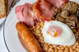 Desayuno irlandés Recetas e Ingredientes