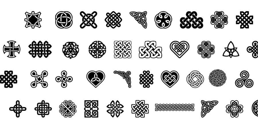 Tatuajes celtas pequeños pero de gran significado