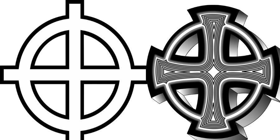 La cruz celta católica fue la que origino la cruz celta como la conocemos