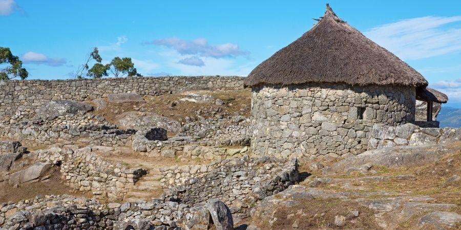 aldeas de los celtas