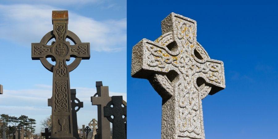 celtic cross, un emblema para la cultura celta