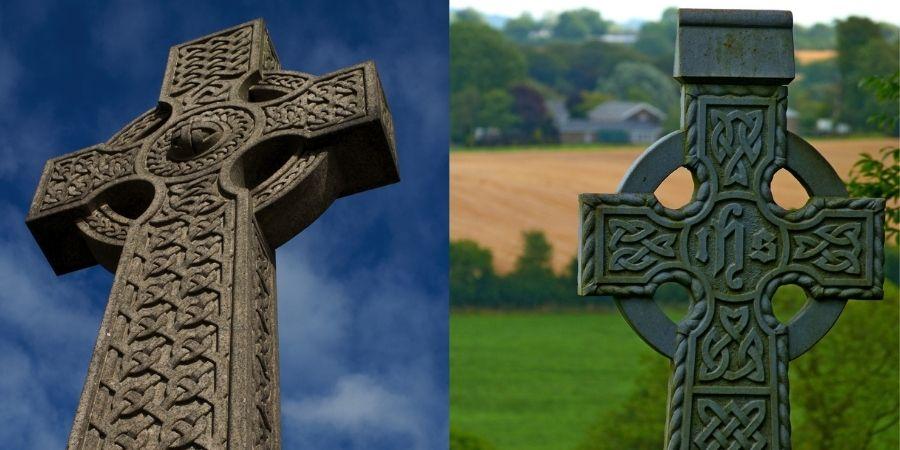 curiosidades y significado de la cruz celta desde sus orígenes y usos