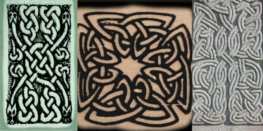 diseños de tatuajes celtas y el significado de los Nudos