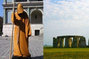 druidas celtas en la antiguedad