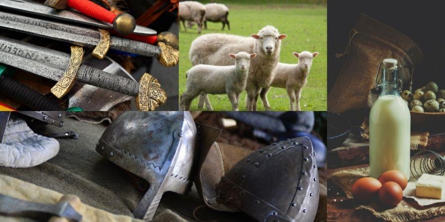 importancia de la cultura celta entre guerra y comercio