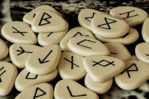 alfabeto de runas celtas