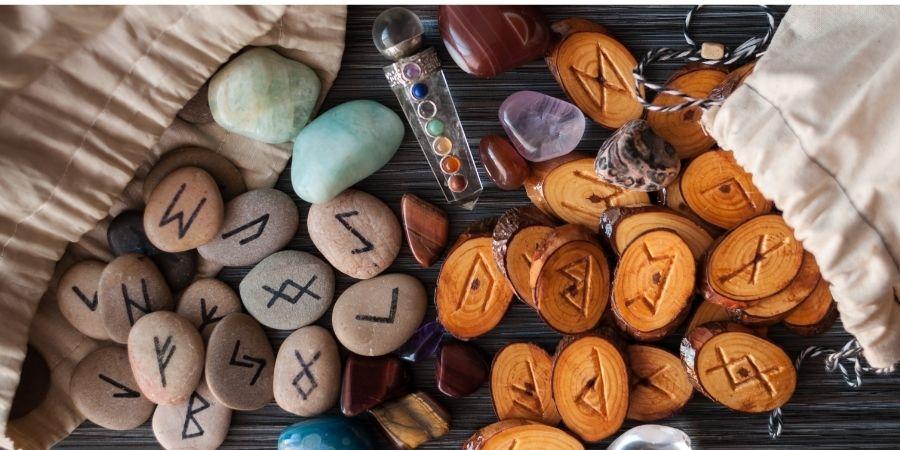 lenguaje de las runas celtas